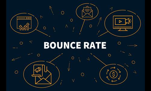 Organic Bounce Rate