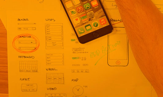 UI/UX Mobile Design Services