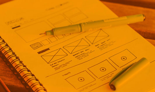 UX/ UI Web Design Services